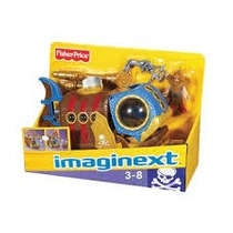 Imaginext Mattel Piranha Submarino Fisher-price