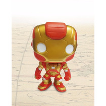 Vinyl Pop Iron Man / Homem De Ferro 3 Funko - Os Vingadores