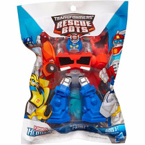 Brinquedo Boneco Transformers Bots Optimus Prime Hasbro