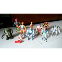 Coleção Bonecos Thundercats Anos 80 Oportunidade Única Lote