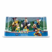 Coleção Miniaturas Disney Mickey Mouse Play Set