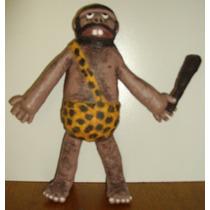 Homem Das Cavernas - Pré-histórico Troglodita Boneco Toy Art