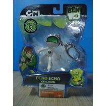 Chaveiro Ben 10 Serie 3 - Echo Echo