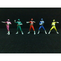 Gogo Five - Super Sentai - Gashapon