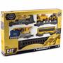 Locomotiva Caterpillar - Cat - Iron Diesel Train - Dtc