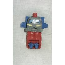 Brinquedo Carro Azul E Vermelho Que Vira Robô