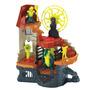 Brinquedo Imaginext Torre Do Feiticieiro Boneco Ação Mattel