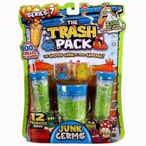 Trash Pack Serie 7 Germes Do Lixo Kit C/ 12 - Dtc 2880
