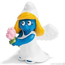 Virgo Smurfete - Miniatura Imp. Schleich - Smurfs - Nova!