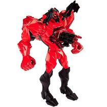 Max Steel Dredd Ameaca Mortifera Mattel
