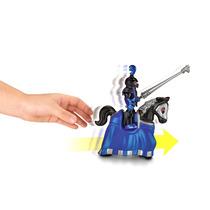 Boneco Brinquedo Imaginext Guerreiros Cavaleiro Malvado