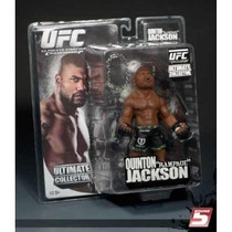 Novo Action Figure Ufc Ultimate Collector Rampage Jackson
