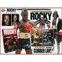 Rocky - Clubber Lang - Hot Toys - Balboa - Hottoys