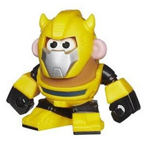 Cabeça De Batata / Mr Potato Transformers Bumblebee Hasbro