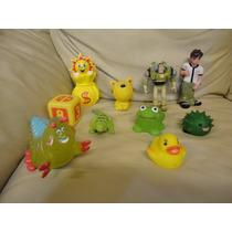 Lote 11 Brinquedos Ri Happy Toy Ben 10 Vida De Inseto