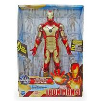 Brinquedo Boneco Homem De Ferro 3 Ataque Arc Ou Patriot