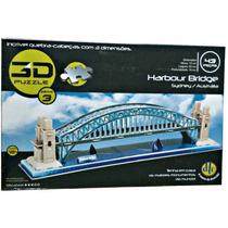 Quebra-cabeça 3d Serie 3 - Harbour Bridge - Sydney/austrália