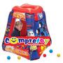 Barraca Inflável Carros Com 20 Bolinhas Disney - Zippy Toys