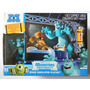 C681 - Set Simulador De Sustos - Univers. Monstros - Sulley
