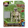 Minecraft Boneco Figura Iron Golem - Estoque No Brasil