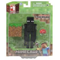 Minecraft Figura Boneco Enderman - Estoque No Brasil