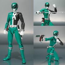 S.h. Figuarts Deka Green Dekaranger Power Range Super Sentai
