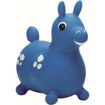 Brinquedo Infantil Cavalinho Upa Upa Do Gugu Líder 500 Azul