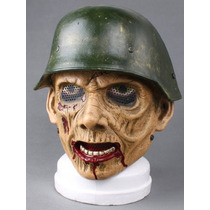 Mascara Caveira Airsoft Paintball, Zumbi Capacete, Thermal