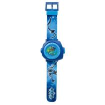 Relógio Digital Max Steel Multi Projetor Infantil 7612-1 Fun
