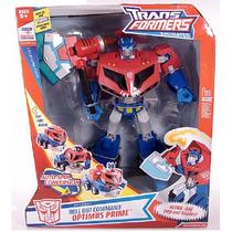 Transformers - Optimus Prime - Animated - Figura Do Optimus