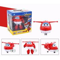 Super Wings- Jett - Grande - Discovery Kids