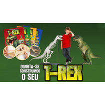 Coleção T-rex Vol. 9 - Construindo Seu Dinossauro