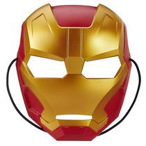 Máscara Value Homem De Ferro Vingadores - Hasbro