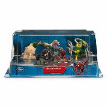 Coleção Miniaturas Disney Spider-man Play Set