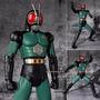 S.h. Figuarts Masked Rider Kamen Rider Black Rx Bandai V2.0