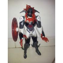 Boneco Elementor Max Steel Boneco Monstro Brinquedo Mattel