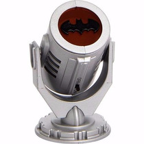 Batman Bat Signal Led Mini Bat Sinal + Mini Livro Dc Comics