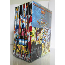 Box Cavaleiros Do Zodiáco Todas As Sagas Dublado Completo