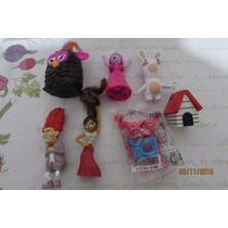 7 Brinquedos Do Mc Donalds Coleções Diversas