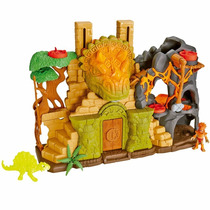 Imaginext Dino Fortaleza Do Vulcão - Fisher Price - 7807-7