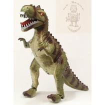 Dinossauro Eletrônico Anda - Luzes - Bate Asas - Sons