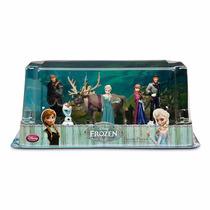 Coleção Miniaturas Disney Frozen Play Set