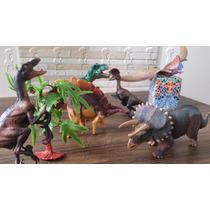 Coleção 6 Dinossauros Pequenos! Jurassic Park World Dinolino