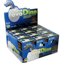 Choca Ovo Dino Dtc - Display Com 12 Unidades