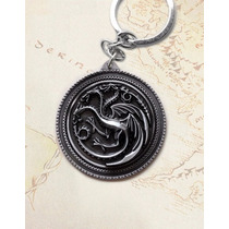 Chaveiro Game Of Thrones Daenerys Targaryen Frete 5 Reais!