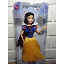 Branca De Neve Disney Original De 30 Cm Boneca Articulada
