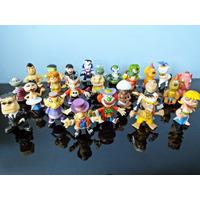 Coleção Revista Recreio Bonecos Circo Mix Lote Miniaturas