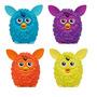 Coleção Mini Figura Furby Com 4 Unidades