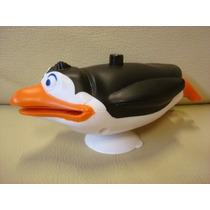 Brinquedo Pinguim De Madagascar Nickelodeon Mc Donald
