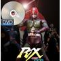 3 Dvd Kamen Rider Black Rx | + Filme | Tv Manchete Anos 90